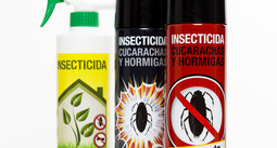Insecticidas Spray